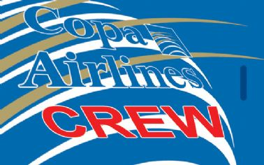 COPA AIRLINESCrew Tag (Blue)